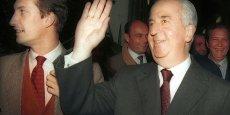 L'ancien directeur de cabinet d'Edouard Balladur et directeur général du groupe Arnault, holding du PDG de LVMH, Nicolas Bazire, est renvoyé en correctionnelle pour complicités et recel d'abus de biens sociaux. (Photo: Reuters)