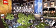 L'ouverture du complexe est prévue pour le second semestre 2015