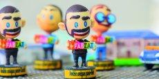 La société FabZat a réussi à se faire une belle place dans le paysage de l'impression 3D français. Crédit : DR.