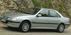Peugeot 405 iranienne