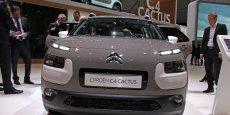La toute nouvelle Citroën C4 Cactus débarque