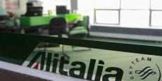 L'administrateur délégué de la compagnie italienne, Gabriele del Torchio, avait évoqué début juin 2.200 suppressions d'emplois structurelles sur un effectif de 12.800 personnes. /Photo: Reuters