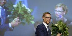 Nous pouvons faire trois choses pour favoriser (la croissance). Des réformes structurelles d'un point de vue national, libéraliser le marché intérieur européen, et promouvoir le libre-échange au niveau mondial. Mais ce n'est pas moi Premier ministre qui peux générer de la croissance dans ce pays, a prévenu Alexander Stubb, nouveau Premier ministre de la Finlande. | Reuters