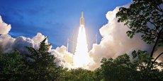 Airbus Group et Safran vont créer une entreprise commune dans le domaine des lanceurs