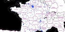 La nouvelle carte de la pauvreté implique 100 communes supplémentaires. /Ministère de la ville