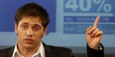 Axel Kicillof refuse d'appliquer un jugement qui l'oblige à suspendre ses remboursements à la plupart des créanciers de l'Argentine, tant qu'il n'aura pas commencé à rembourser les fonds spéculatifs. (Photo : Reuters)
