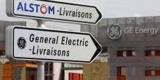 General Electric propose d'installer en France les activités rachetées et confirme aussi ses engagements sur l'emploi. /Reuters
