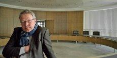 Rainer Voss, ex-banquier. / DR