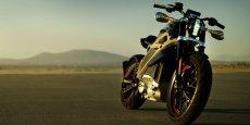 Le Projet LiveWire s'apparente plus dans son approche à la première guitare électrique. /Harley-Davidson Motor Company.