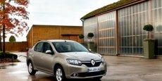 La Renault Logan II, produite chez Avtovaz, sera présentée fin août. /DR