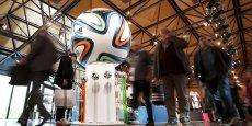 Le contrat de 97 millions de dollars par an pendant dix ans signé entre Adidas et Manchester United montre l'importance du marché chinois, où l'équipe anglaise est largement plébiscitée. | REUTERS