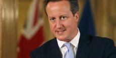 David Cameron fait un pas vers les électeurs du parti pour l'indépendance (UKIP) qui est arrivé premier aux élections européennes avec 26,6% des voix (Photo : Reuters)