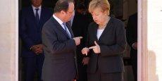 François Hollande va-t-il risquer le conflit avec Angela Merkel ?/Reuters