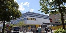Inter Ikea Center Group, qui emploie environ 2.000 personnes, réalisait un chiffre d'affaires annuel d'environ 200 millions euros grâce la location de magasins.