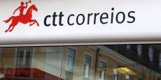 Après son introduction en Bourse en décembre, la capitalisation boursière du groupe postal CTT Correios de Portugal s'est accrue de près de 30% à 1,07 milliard d'euros. /Reuters Hugo Correia