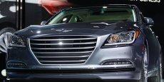 La nouvelle Hyundai Genesis veut conquérir les Etats-Unis, mais BMW, Mercedes et Audi conquièrent la Corée