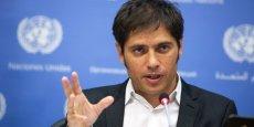Axel Kicillof, le ministre de l'Economie argentin // Reuters. L'Argentine traîne des pieds pour s'acquitter des 1,3 milliard de dollars car elle redoute que ce réglement déclenche une avalanche de revendications de la part des autres fonds ayant refusé les restructurations de la dette argentine.