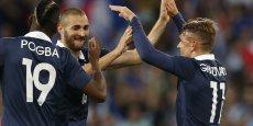 Regarder le football à la télévision motiverait plus les Français à le pratiquer. /Reuters