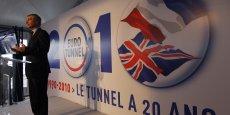 Eurotunnel pourrait se voir contraint de conserver en cale sèche trois navires  avant de pouvoir les revendre. /Reuters