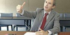 Philippe Crouzet, PDG de Vallourec. / DR
