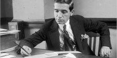 Charles Ponzi en 1920. / DR