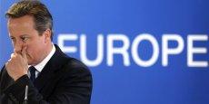 Malgré un échec dans sa tentative d'éviction de Jean-Claude Juncker, David Cameron compte bien tout mettre en oeuvre pour réformer le lien de son pays avec l'UE. | Reuters
