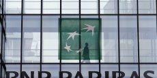 L'agence de notation Moody's a abaissé sa perspective sur la note de solvabilité de BNP Paribas, risque de réputation oblige. REUTERS.