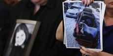 Une famille de victimes d'accident sur des véhicules GM