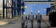 Les métiers industriels se stabiliseraient, avec des pertes d'emploi moins fortes que par le passé parmi les ouvriers non qualifiés et des créations pour certains métiers d'ouvriers qualifiés. (Photo : Reuters)