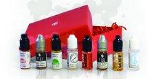 Vap'in box se lance sur le marché de la box avec une sélection d'e-liquides.