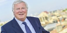 Franck Allard, président du directoire du groupe Filhet-Allard et président d'AMV.