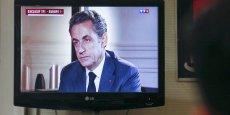 Il y a des choses qui sont en train d'être organisées. Les Français doivent les connaître et (...) juger de ce qu'il en est, a dit Nicolas Sarkozy, pour justifier son intervention télévisée. (Photo : Reuters)