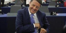 Matteo Renzi, le président du conseil italien, peut pousser un soupir de soulagement.
