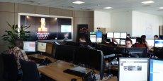 90 personnes travaillent à Lyon dans le centre de supervision d'Orange