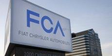 La nouvelle société, Fiat Chrysler Automobiles