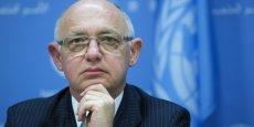 Hector Timerman, ministre argentin des Affaires étrangères, veut négocier d'égal à égal avec les créanciers de l'Argentine (Reuters)