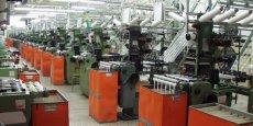 Cheynet et Fils est le premier fabricant européen de rubans élastiques.Crédit DR