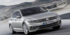 La nouvelle Volkswagen Passat, huitième du nom, a été écoulé à plus de 22 millions d'unités depuis son lancement en 1973.