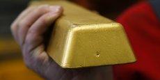 Alors qu'il n'avait cessé de grimper pendant douze ans, l'once d'or n'a cessé de chuter depuis 2011, passant même sous la barre critique des 1.200 dollars.
