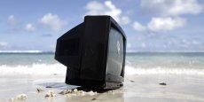 La télévision devrait bientôt prendre un congé sans solde. | REUTERS