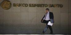 L'inquiétude a gagné les investisseurs depuis la découverte de pertes de 1,3 milliard d'euros dissimulées par la holding Espirito Santo International (ESI). (Photo : Reuters)