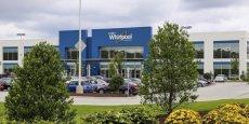 Whirlpool domine le secteur de l'électroménager dans le monde avec un chiffre d'affaire de 19 milliards de dollars. (Photo Reuters)