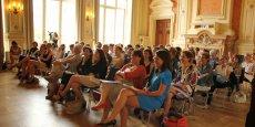 Conférence à la CCI de Lyon pour ce premier anniversaire du REF