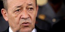 Le ministre de la Défense Jean-Yves Le Drian a choisi Sopra pour réaliser le nouveau système de paie des armées