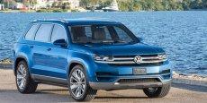 Le concept du futur SUV américain de Volkswagen