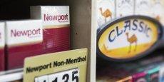 Le cigarettier américain RJ Reynolds Tobacco Company est propriétaire des marques Camel, Kool, Pall Mall et Winston. (Photo: Reuters)