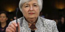 Janet Yellen, président de la Réserve fédérale