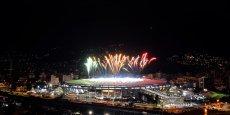Les coûts d'organisation de la coupe du monde au Brésil seraient de 13 milliards de dollars, dont près de 4 pour les stades (source : Downie) (photo : Reuters)