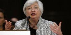 Le marché du travail ne s'est pas encore tout-à-fait remis, a dit Janet Yellen, mercredi 17 septembre.