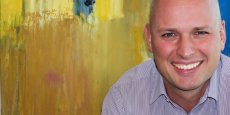 Geoffroy Martin, PDG d'Art.com Inc - DR